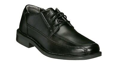 George Men's Casual Lace-up Black Oxford Dress Shoes: 7-13