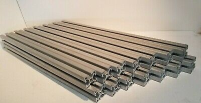 8020 Lot 1515 Series T-slot Extrusion Sale 14 Piece Lot