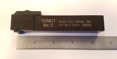 Thinbit Indexable Tool Holder 34 X 34 Multi-insert Tool Holder 11a-e0231