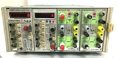 Tektronix Tm504 With Dc 505a Dc 503 Pi-702 Pi-702 Rack Units Usedworks