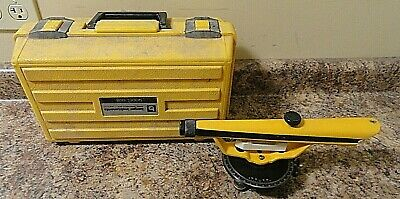 Ri3 Berger Instruments 190b 20x Speed Line Level Surveying Optical