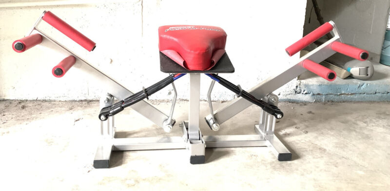 Rocket Fitness Push-Up Pump Home Gym Chest Workout Exercise Machine