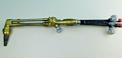 Vintage Meco Weldmaster Torch Welding Metal Cutting Body Assy W Tip