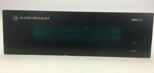 ALLEN BRADLEY 2706-B21J31 DIGITAL MESSAGE DISPLAY