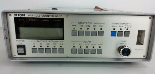 RION Particle Counter KC-20 | KC20