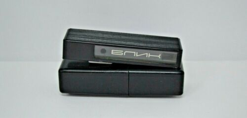 "NICE! Soviet LOMO ""Blik"" Hot Shoe External Rangefinder with Case *EXC*"