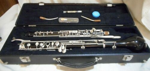 English Horn G.H. Huller Schoneck Completely Reconditioned Ex. Condition