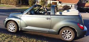 2006 Chrysler PT Cruiser Convertible (View Bris or Gold Coast) Chapel Hill Brisbane North West Preview
