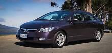 Honda Civic 2.0 Sport MANUAL Kingston Kingborough Area Preview