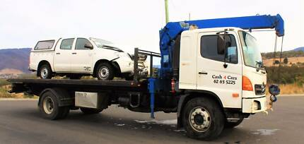 Wanted: Tassie Car Removal ph: *****5225