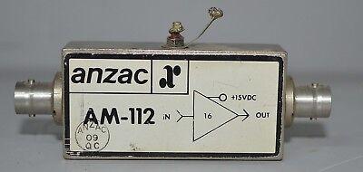 Anzac Am-112 Rf Power Amplifier