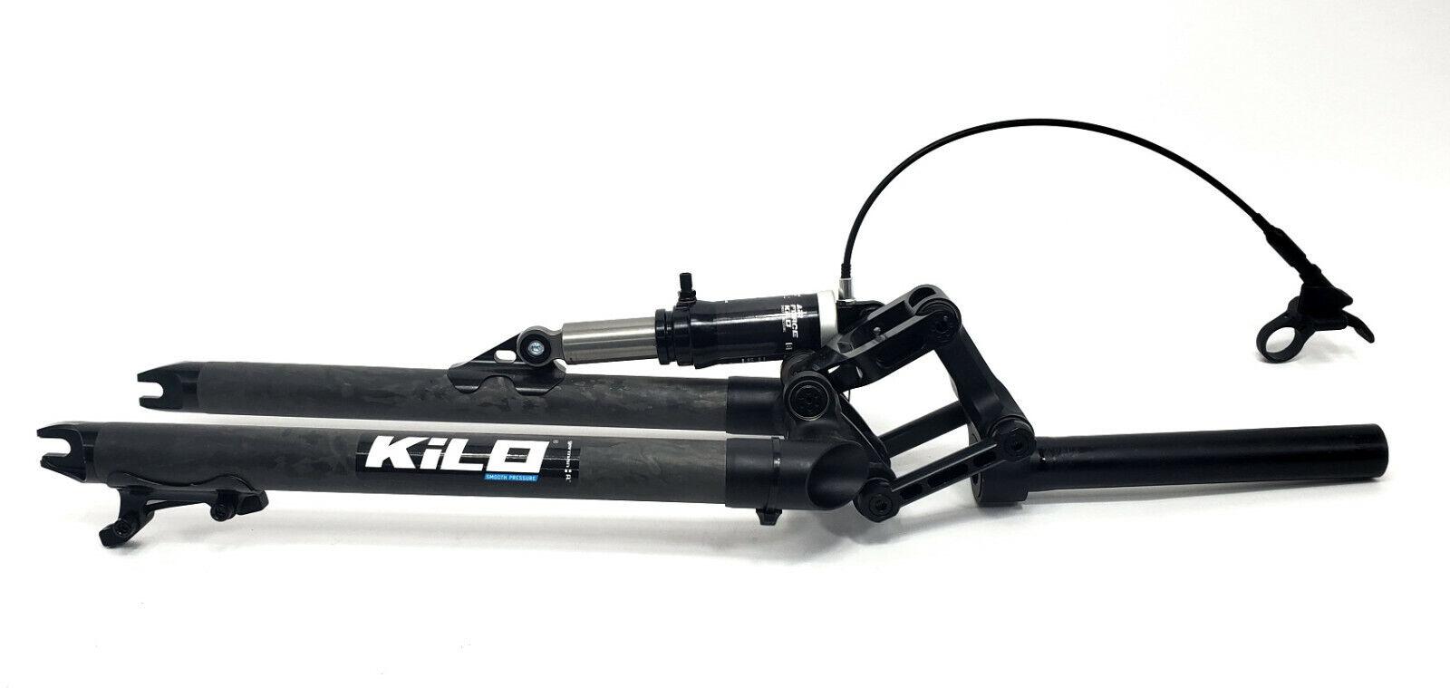 German Answer Kilo No.1 Mountain Bike 27.5 Suspension Fork 1290g LIGHT w/Remote (Used - 999.88 USD)