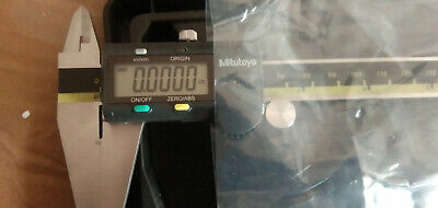 0-6 0-150mm Absolute Digimatic Caliper Mitutoyo 500-193-2030 New 0.00050.02