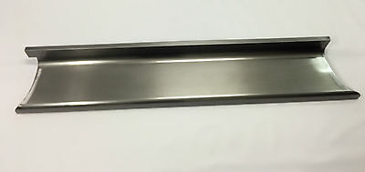 Ford F-1 Pickup Truck Steel Running Board Set 1948-1952 16 Gauge