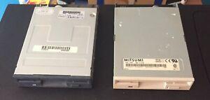 3.5 Floppy disk drives
