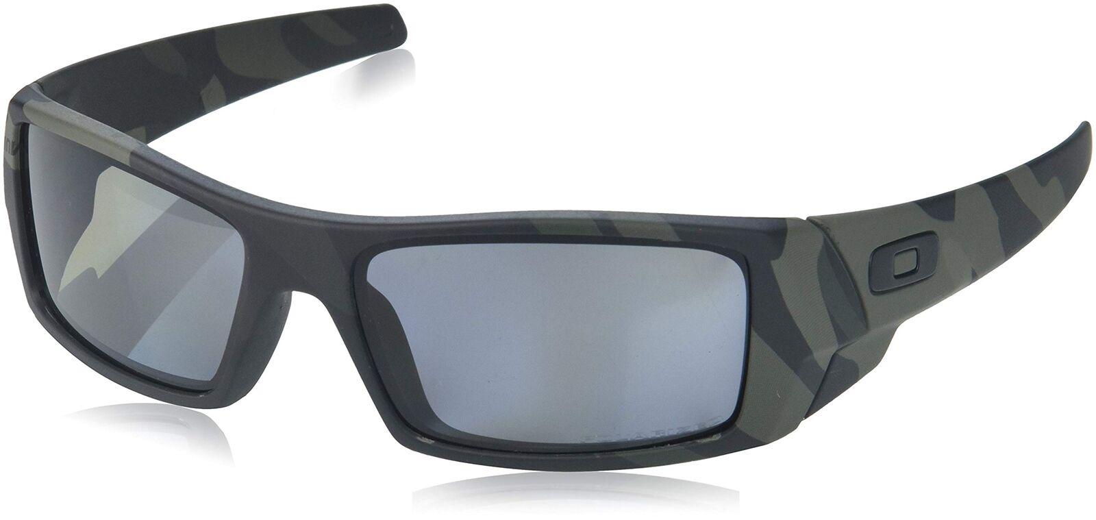 d881d14a11 Oakley Gascan OO9014 03 Multicam Black/Gray Polarized Sunglasses 9014 03