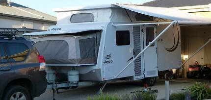 Jayco Expanda for hire in Melbourne Caroline Springs Melton Area Preview
