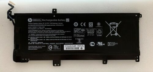 MB04XL GENUINE Battery  for HP 844204-850  15.4V 55.67Wh  3615mAH