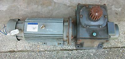 Boston Gear Motor Gear Box 3hp 300 Series