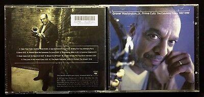 Grover Washington Jr    Prime Cuts  The Columbia Years 87 99  Audio   Music Cd