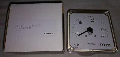 Chauvin Arnoux Enerdis Iane250adc1 Ne 250 Ampdc Meter