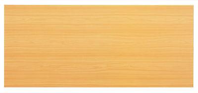 Tischplatte Schreibtischplatte Holz 180 cm x 80 cm Dekor Buche NEU + OVP