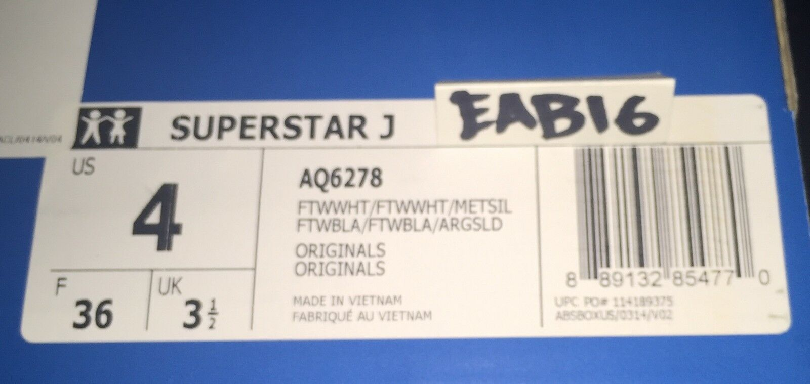 86462d1ca9b4 Adidas Superstar J Junior White Pink Blue Iridescent Hologram AC7705 Shell  Toe - inkFrog