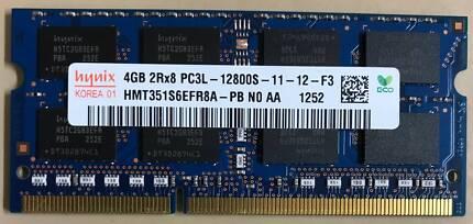 4GB Hynix Laptop Memory 1600MHz DDR3 - High quality