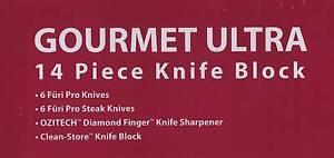 FURI GOURMET ULTRA 14 Piece Knife Block Darwin CBD Darwin City Preview