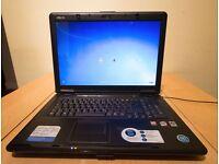 "Asus laptop X71SR - 17"" - intel Duo T5450 - 250GB - 3GB RAM"