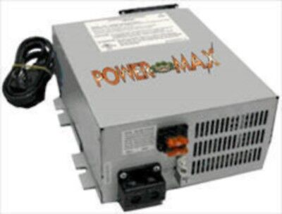 (POWERMAX PM3-30-24 24 VOLT DC 30 AMP BATTERY CHARGER BUILT-IN 3 STAGE CHARGE NEW)