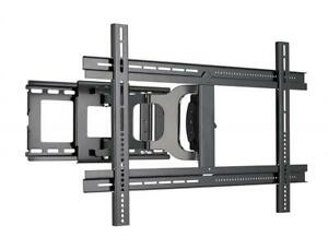NEW Sanus Full Motion Articulating TV Wall Mount for 37-80 LED, LCD and Plasma Flat Screen TVs - Extends 14 Inches ...