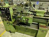 TOS STRAIGHT BED CENTRE LATHE
