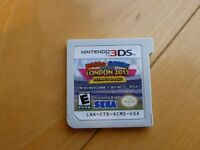 Mario and Sonic at the London 2012 Olympics for Nintendo 3DS - Nitnedo/ Sega - Excellent Condition