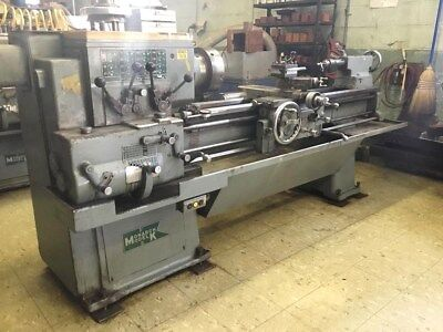 Monarch Model K-16 16 X 24 Engine Lathe If0424 - 71918 More Photos Posted