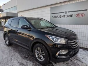 2017 Hyundai Santa Fe Sport SE *LEATHER, SUNROOF*