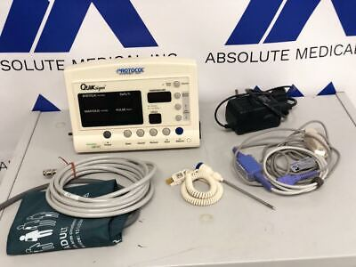 Welch Allyn Quik Signs Protocol 52000 Series Patient Monitor