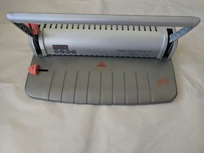 Peach Binding Machine Paper Comb Punch Binder - Makes For Great Presentations