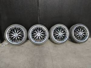 SECONDHAND 20 inch Wheels + Tyres to suit Commodore VX VY VZ Preston Darebin Area Preview