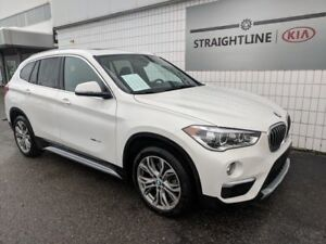 2018 BMW X1 xDrive281 LUXURY CAR