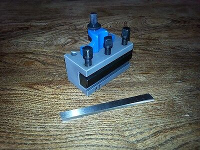 A1 Lathe Parting Cutoff Tool Holder 40 Position Multifix Type Excellent Quality