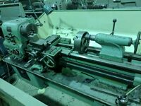 COLCHESTER OLD TYPE TRIUMPH LATHE