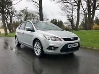 Ford Focus 1.6 TDCI ZETEC 5DR - FULL SERVICE HISTORY! - COMES WITH FULL MOT!