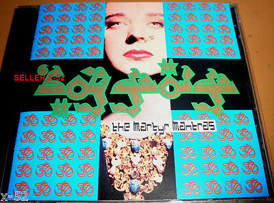 Boy George Cd The Martyr Mantras Rare Paul Oakenfold Mix