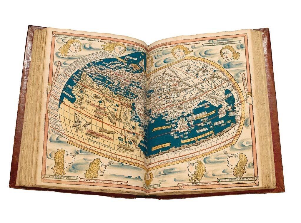 Asian Antique Maps