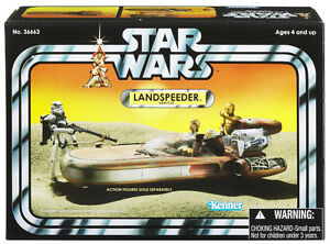 Star Wars Vintage Collection 2011 Landspeeder MIB Kenner Hasbro
