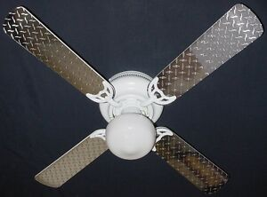 NEW Diamond Plate Silver Garage Motorcycle Truck Ceiling