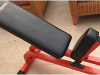 Gymano weights bench