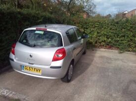 renault clio, full service history