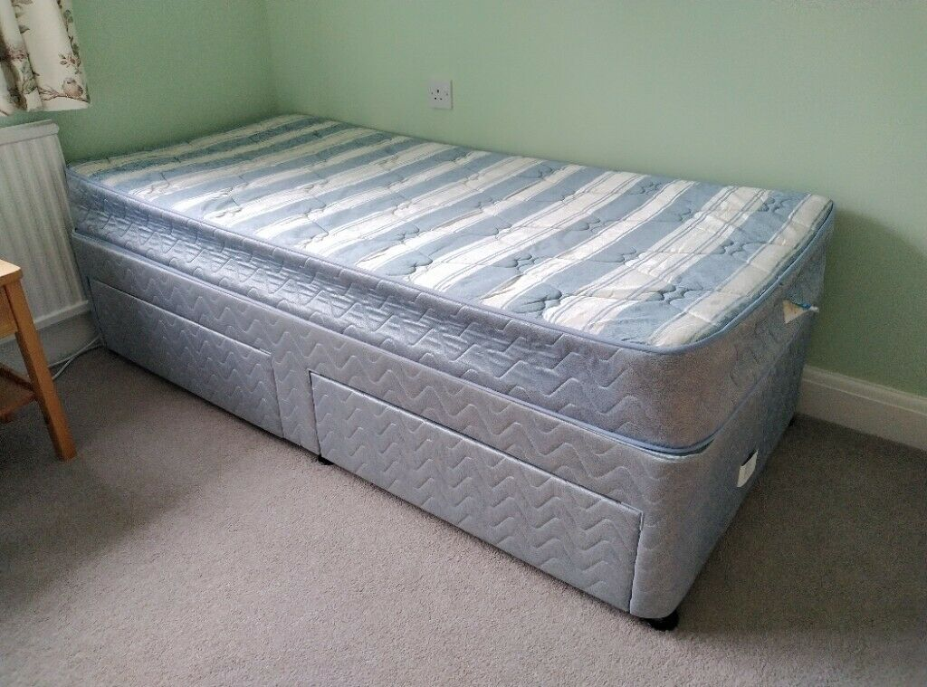 Picture of: Single Divan Bed In Canterbury Kent Gumtree